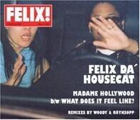 Felix Da Housecat - Madame Hollywood / What Does It Feel Like?