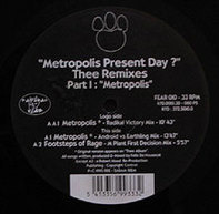 Felix Da Housecat - Metropolis Present Day? Thee Remixes Part I: 'Metropolis'