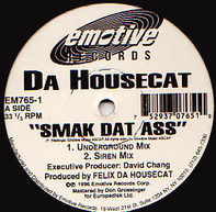Felix Da Housecat - Smak Dat Ass