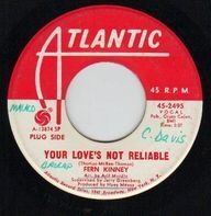 Fern Kinney - Your Love's Not Reliable