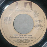 Ferrante & Teicher - Theme From Mahogany (Do You Know Where You're Going To)