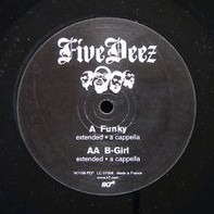 Five Deez - Funky / B-Girl