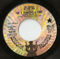 Five Stairsteps Featuring Clarence Burke - The Shadow Of Your Love / Bad News