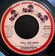Five Stairsteps - Tell Me Why / Salaam