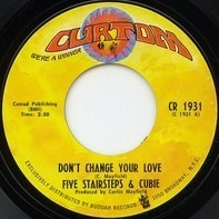 Five Stairsteps - Don't Change Your Love / New Dance Craze