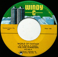 Five Stairsteps - World Of Fantasy / Playgirl's Love