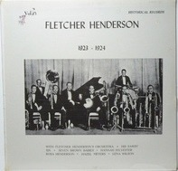 Fletcher Henderson - Fletcher Henderson 1923-1924
