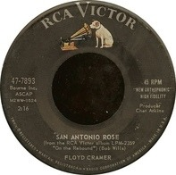 Floyd Cramer - San Antonio Rose / I Can Just Imagine