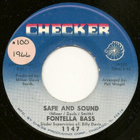 Fontella Bass - Safe And Sound / You'll Never Ever Know