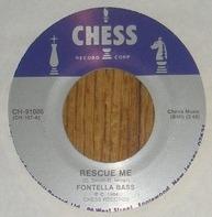 Fontella Bass / Jan Bradley - Rescue Me / Mama Didn't Lie
