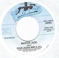 Four Jacks And A Jill - Master Jack / Mister Nico