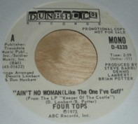 Four Tops - Ain't No Woman(Like The One I've Got)