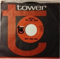 Four Just Men / Freddie & The Dreamers - There's Not One Thing / Send A Letter To Me