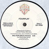 Fourplay - Bali Run
