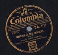 Frank Sinatra - Walking In The Sunshine / Bim Bam Baby