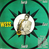 Frank Wess - North, South, East.....Wess