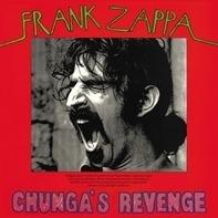 Frank Zappa - Chunga's Revenge (lp)