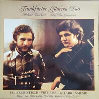 Frankfurter Gitarren Duo - Folkloristisch-virtuose Gitarrenmusik