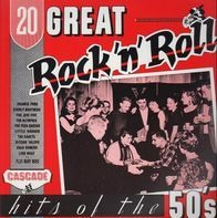 Frankie Ford, Everly Brothers, The Jive Five a.o. - 20 Great Rock'n'Roll Hits Of The 50's