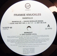 Frankie Knuckles - Rain Falls / Workout