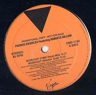 Frankie Knuckles - Workout