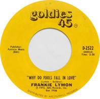 Frankie Lymon - Why Do Fools Fall In Love / Please Be Mine