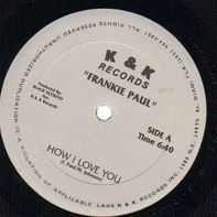 Frankie Paul - How I Love You