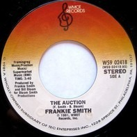 Frankie Smith - The Auction