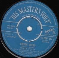 Frankie Avalon - Ginger Bread