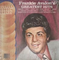 Frankie Avalon - Greatest Hit's