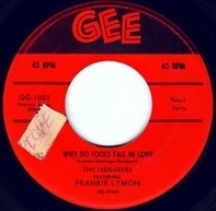 Frankie Lymon & The Teenagers - Why Do Fools Fall In Love / Please Be Mine
