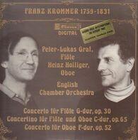 Franz Krommer - Concerto Für Flöte G-Du / Concertino Für Flöte Und Oboe C-Dur