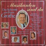 Franz Grothe - Musikanten Sind Da (Das Schönste von Franz Grothe)