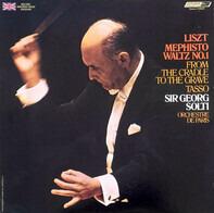 Franz Liszt - Georg Solti , Orchestre De Paris - Mephisto Waltz No.1 / Tasso