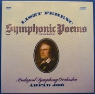 Franz Liszt , Budapest Symphony Orchestra conducted by Arpad Joo - Symphonic Poems (Complete)