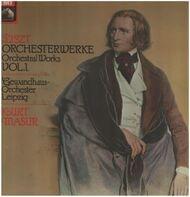 Franz Liszt : Gewandhausorchester Leipzig , Kurt Masur - Orchesterwerke Vol. 1