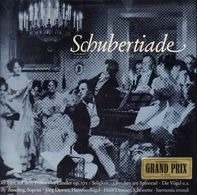 Schubert / Ameling, Demus, Deinzer - Schubertiade