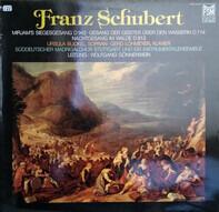 Schubert - Wolfgang Gönnenwein - Chorwerke: D 942 - D 714 - D 913