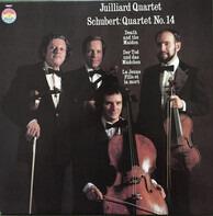 Franz Schubert , Juilliard String Quartet - Quartet No.14 Death And The Maiden