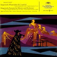 Liszt - Ungarische Rhapsodien Nr.2, 12, Ungarische Fantasie Für Klavier Und Orchester