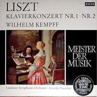 Franz Liszt - Klavierkonzert Nr.1 - Nr.2 - Meister der Musik
