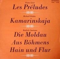 Liszt / Smetana - Gewandhausorchester Leipzig (V. Neumann) - Les Preludes / Die Moldau
