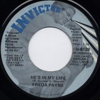 Freda Payne - He's In My Life / Through The Memory Of My Mind