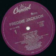 Freddie Jackson - Crazy (For Me)