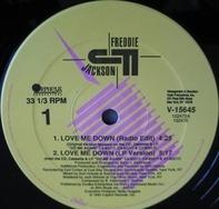 Freddie Jackson - Love Me Down