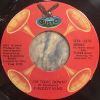 Freddie King - I'm Tore Down / See See Baby