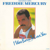 Freddie Mercury - I Was Born To Love You (Extended Version)