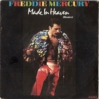 Freddie Mercury - Made In Heaven