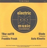 Freddy Fresh / Auto Kinetic - TBor notTB / Diode