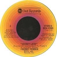 Freddy Fender - Secret Love